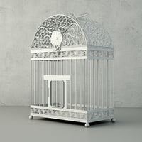 3D decorative cage belinita zara model