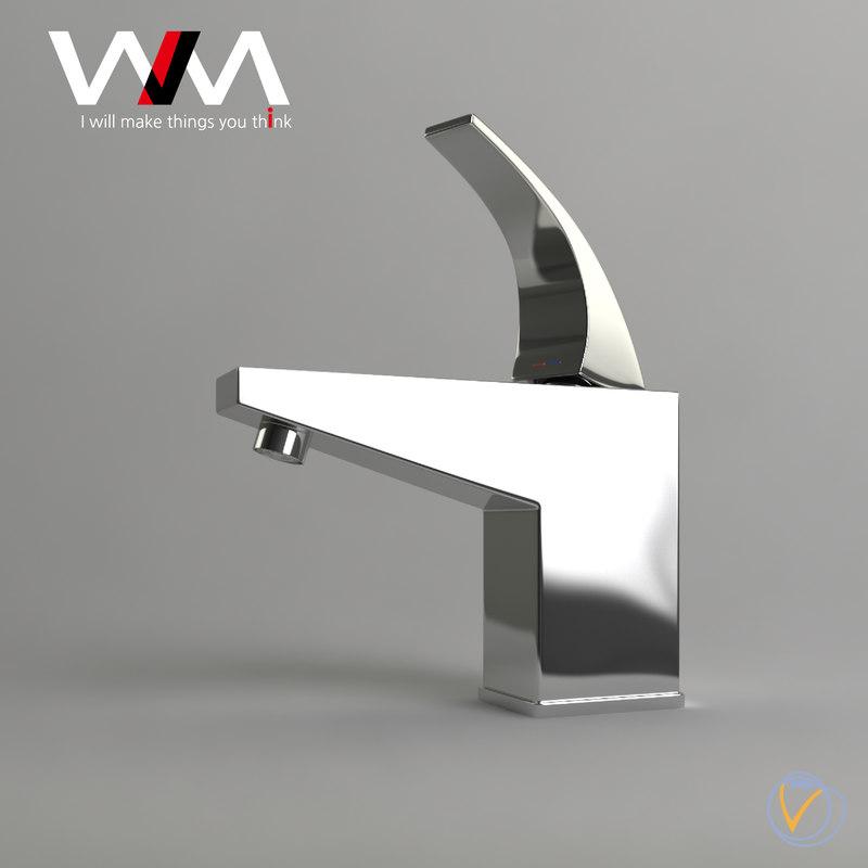 modern style faucet model