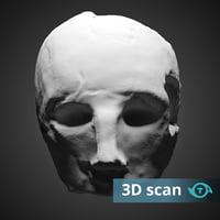 Jericho skull - 02 simple scan