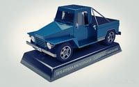 3D andino car model