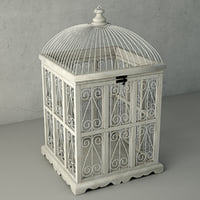 3D decorative cage lars zara