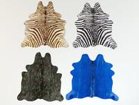 3D rugs zara home model