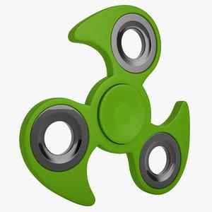 spinner 3D