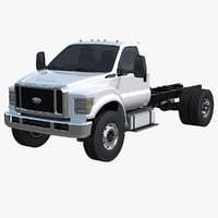 pickup truck 3D