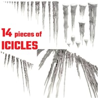 icicle refraction 3D model