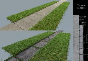 3D architecturalarchitecturecitycityscapeelementexteriorresidentialsidewalkstreettownurban
