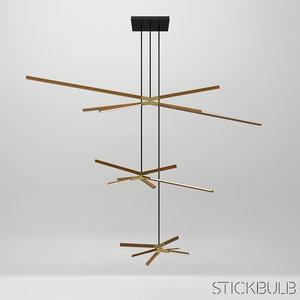 stickbulb multiple sky bang model