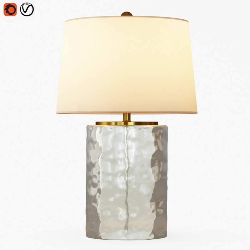 table lamp currey company 3D
