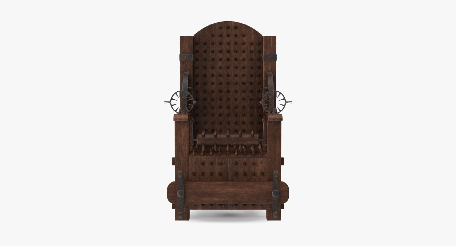 torture chair model