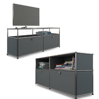 usm storage shelving 3D model