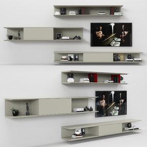 jesse mounted online 3D model