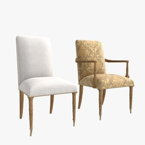 3D chairs dining pavilion