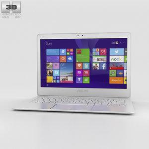3D asus zenbook ux305