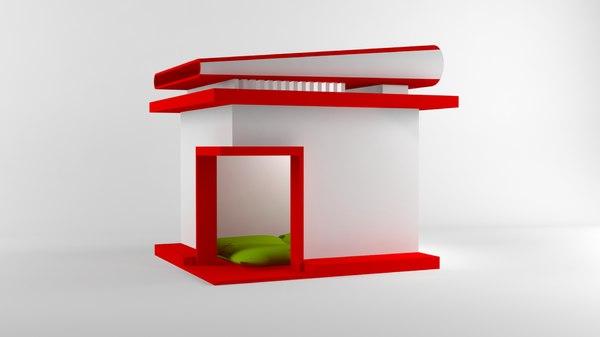 casinha model