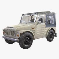 3D model suzuki jimny sj20 197781