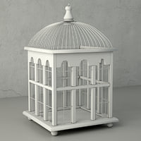 3D molly decorative cage zara
