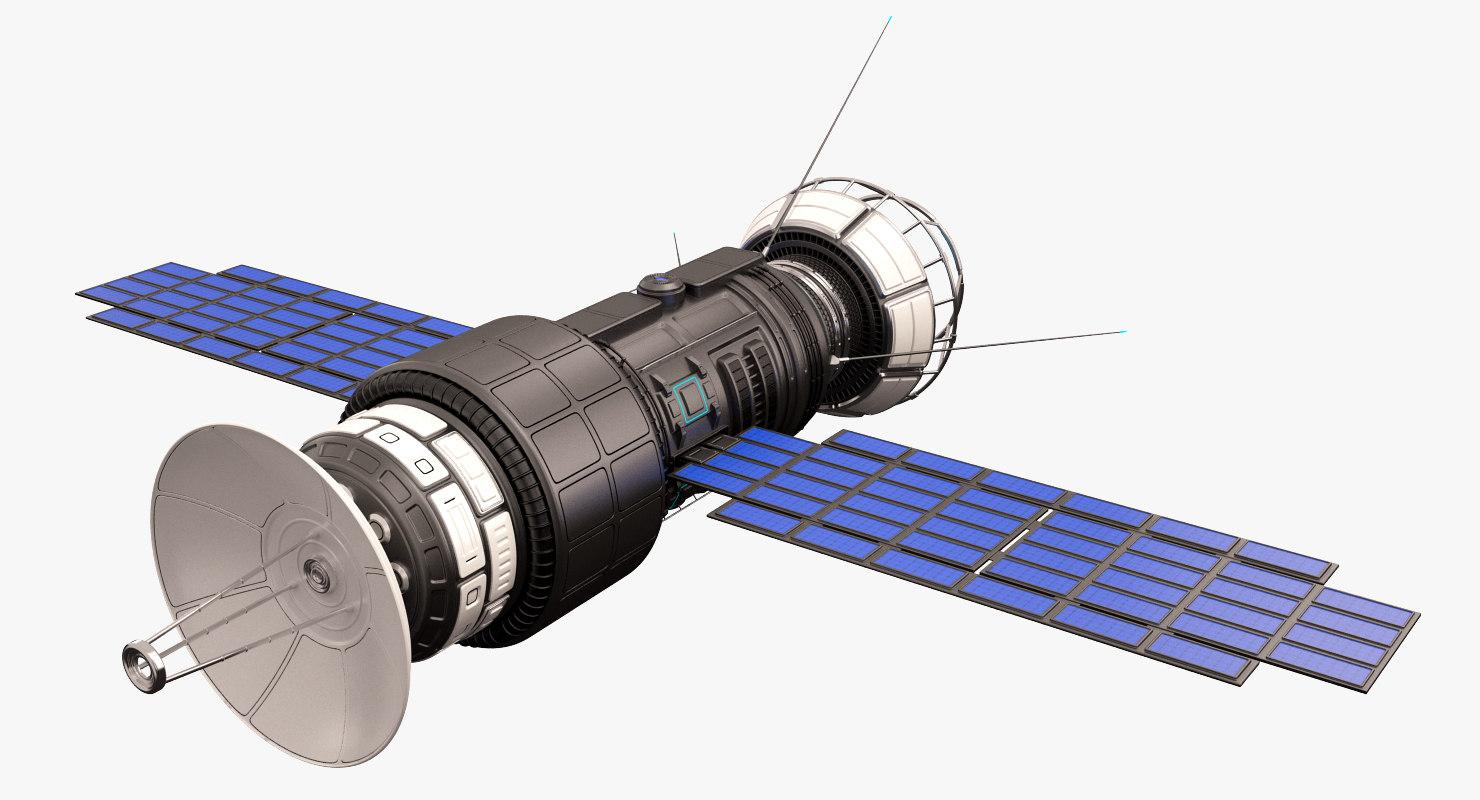 satellite sci fi nasa - photo #21