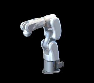 industrial robot model