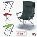 Outdoor Folding Chairs Collection