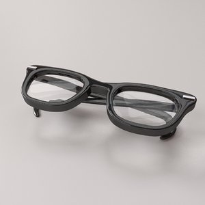 3D eyeglasses v2