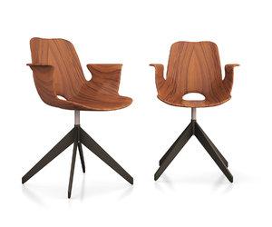 1956 armchair desk 3D model