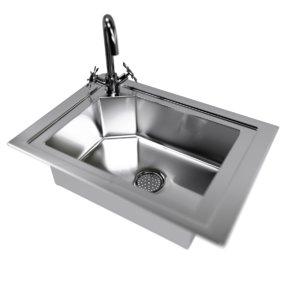 3D kitchen sink water tap
