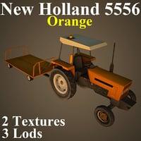new ora 3D model