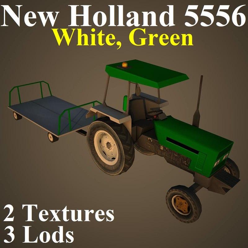 3D new wgr model