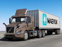 vnr 300 container 3D
