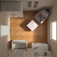 baby room interior model