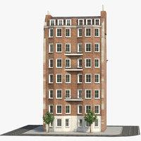 london building model