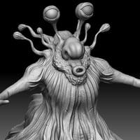 slug 3D model
