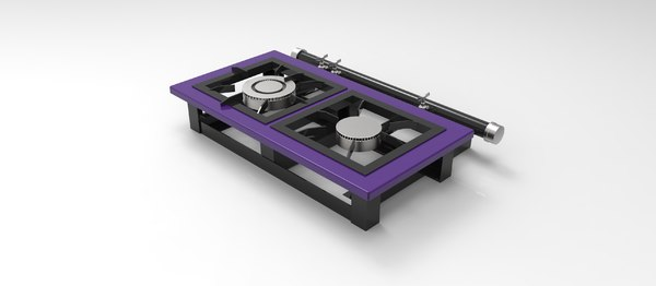 industrial stove model