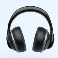 3D model icon phone headphones