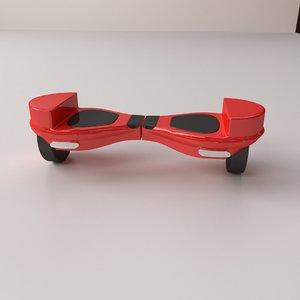 3D hoverboard hover board