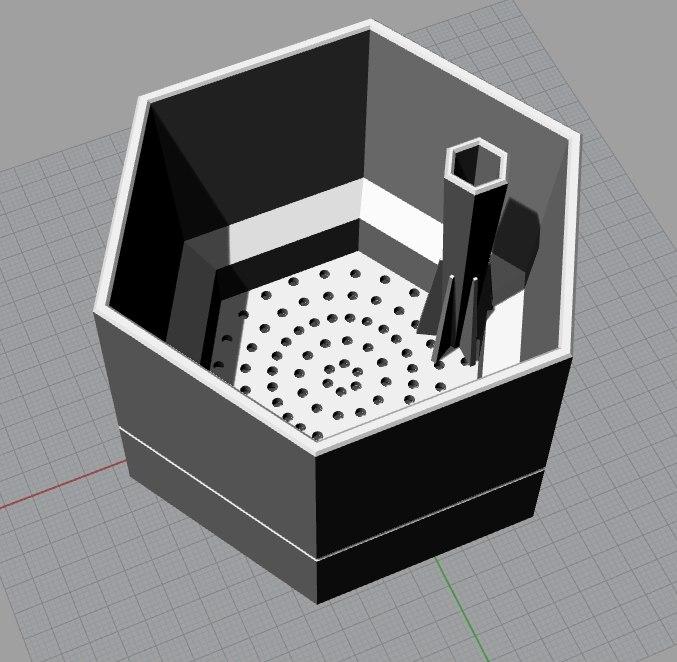 pot 3D