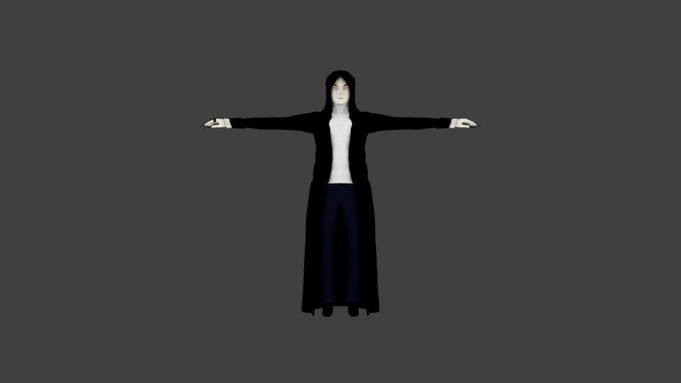 modern vampire 3D