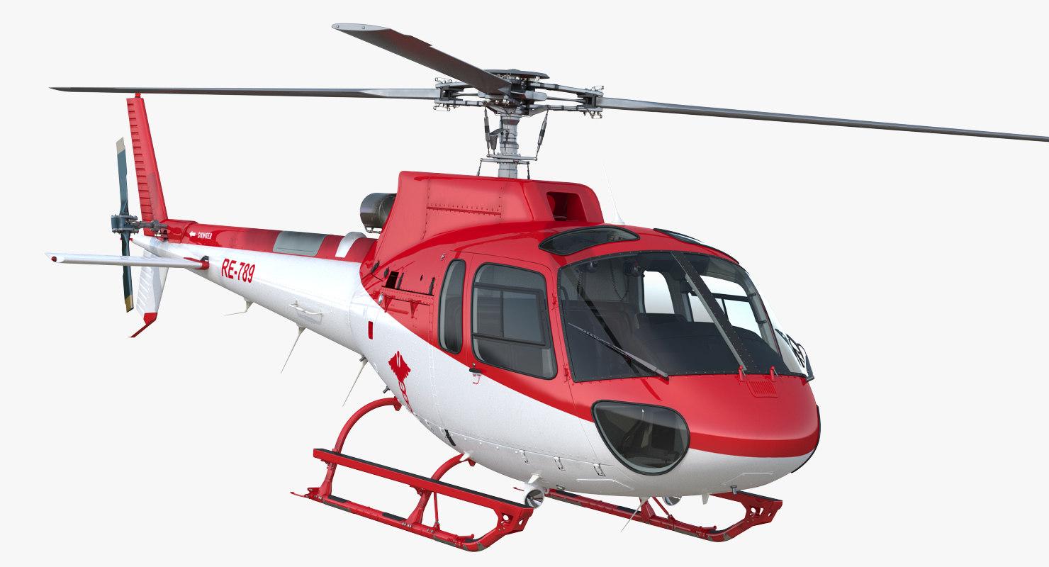 medical transport helicopter eurocopter model