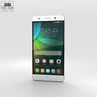 3D huawei honor 4c model