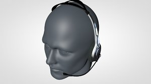 headset 3D