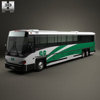 mci d4500 ct 3D model