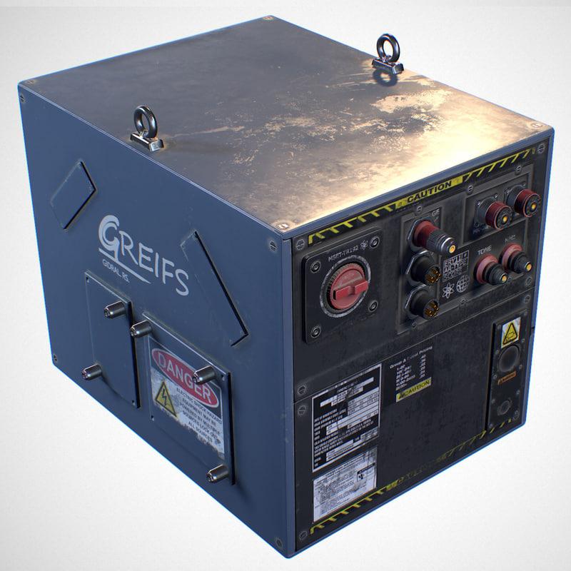 lab device - ready model
