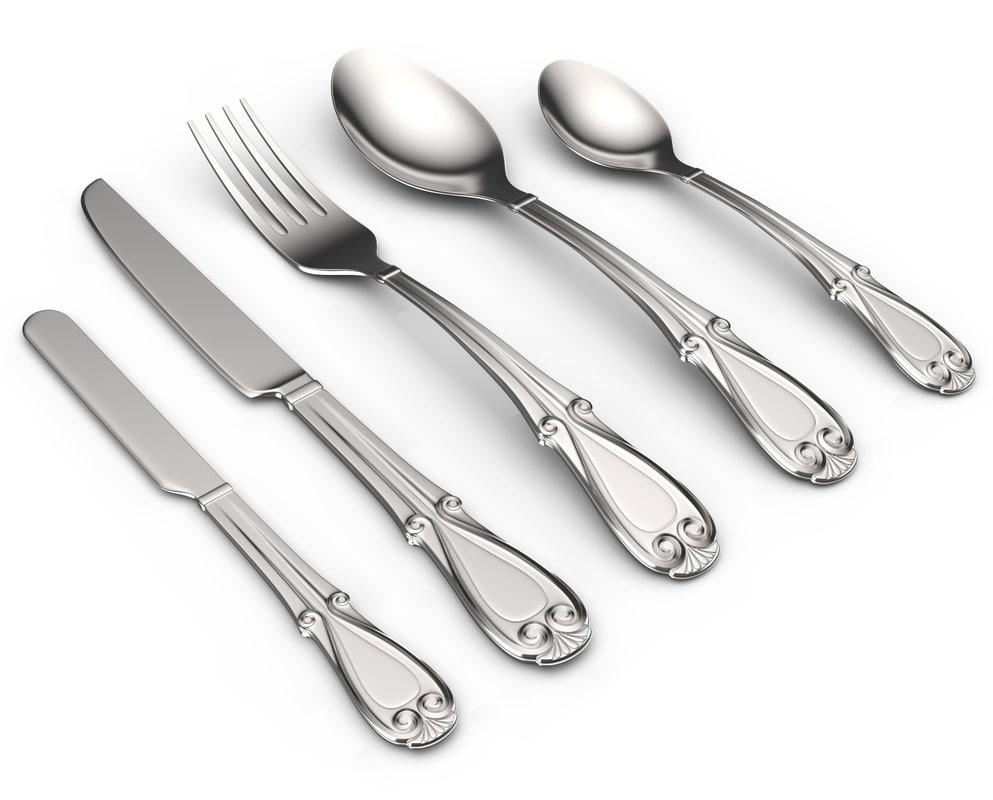 flatware knife fork model