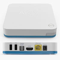 airtv player 3D model