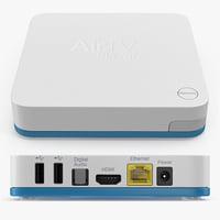 airtv player 3D model