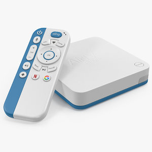airtv android tv player model