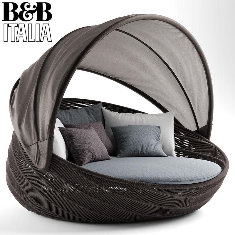 bebitalia sofa 3D