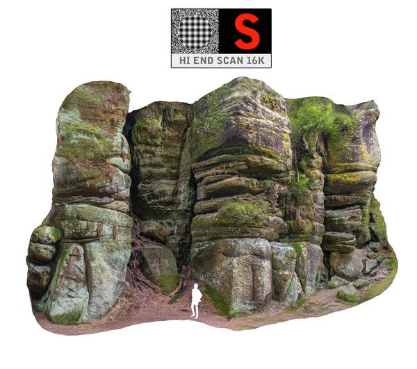 magic forest 3D model