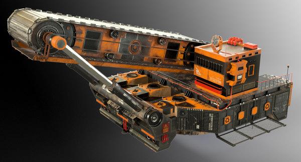 3D conveyer