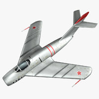 fighter aircraft 3D